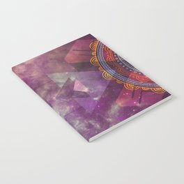Magical Bohemian Notebook