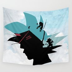 Kame House V2 Wall Tapestry