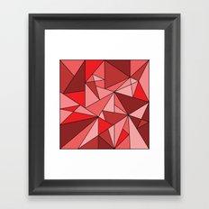 Redup Framed Art Print