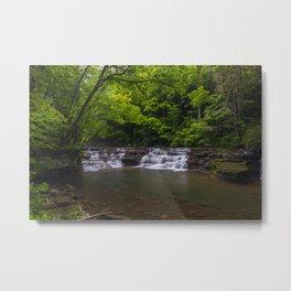 Campbell Falls Metal Print