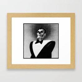 Klaus Boney Framed Art Print