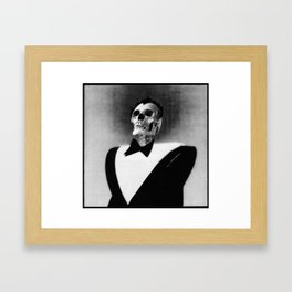 Klaus Boney Framed Art Print