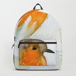 Robins in Love Backpack