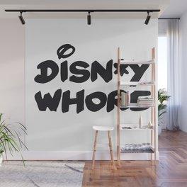 Disn*y whore Wall Mural