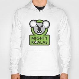 MIGHTY KOALAS T-shirt Hoody