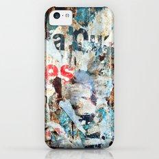 Vestiges II Slim Case iPhone 5c