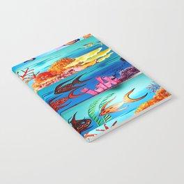 Beautiful Sea Life Notebook