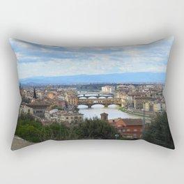 Florence- Italy Rectangular Pillow