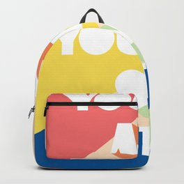 You Are Your Own Destiny Backpack