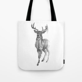 The Fleeting Deer Tote Bag