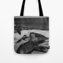 Water Puppies Tote Bag