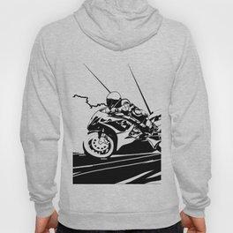 Motorcycle Race Hoody