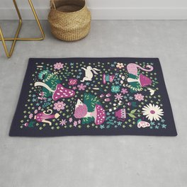 Wandering in Wonderland Rug