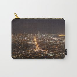 San Francisco, 11:00 pm Carry-All Pouch