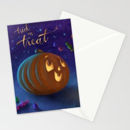 Trick or Treat! Stationery Cards