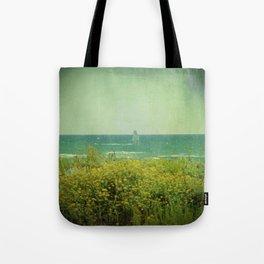 Gavà Beach Barcelona - Spain Tote Bag