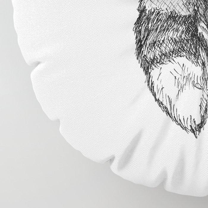 Bumblebear Floor Pillow