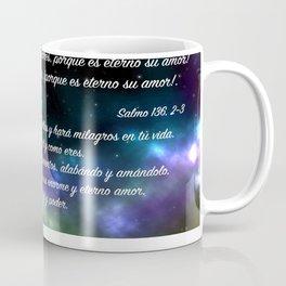 Galaxia - Salmo 136, 2-3 Coffee Mug