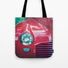 The Cool Factor (Red) Tote Bag