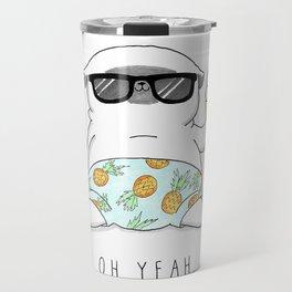 Oh Yeah Travel Mug