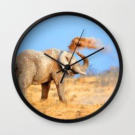 Self-Fun Wall Clock