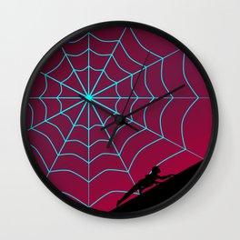 Spider Twilight Series - Spider-Gwen Wall Clock
