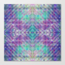 Mythical Space: Serenity Canvas Print