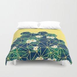 Tropical Tiles #society6 #decor #buyart Duvet Cover