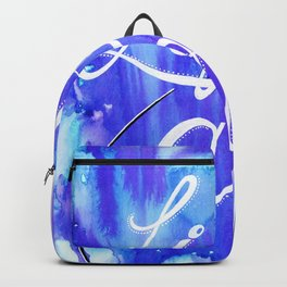 Life is Art Backpack