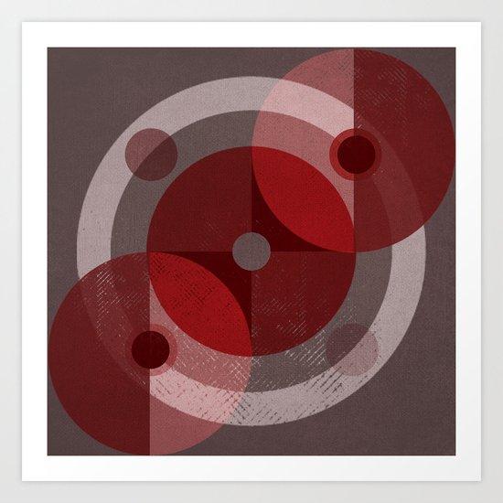 Textures/Abstract 82 Art Print