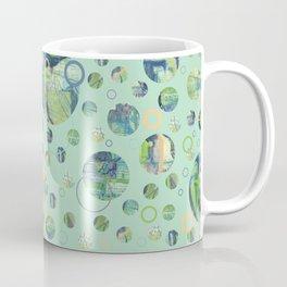 Polka Gravure Coffee Mug