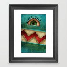 I see You!  Framed Art Print
