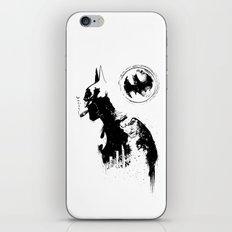 BADMAN iPhone & iPod Skin