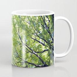 Green Maples Coffee Mug