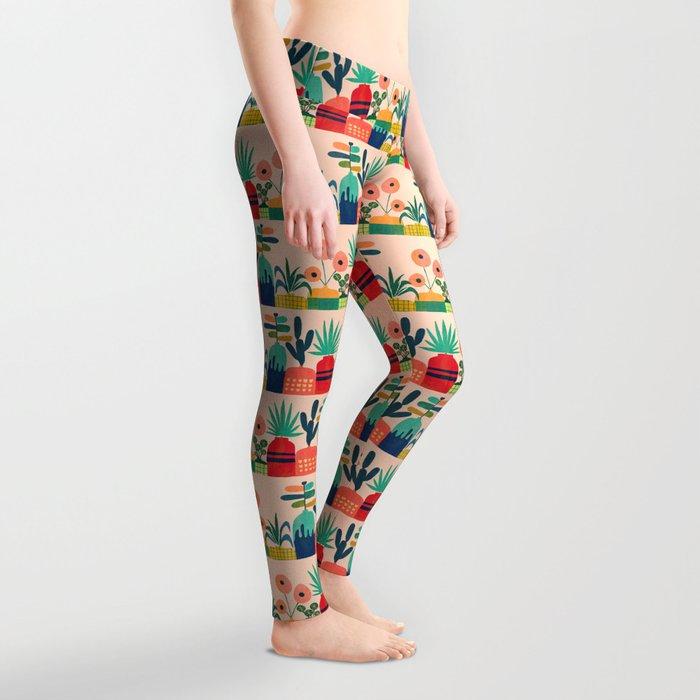 Plant mania Leggings