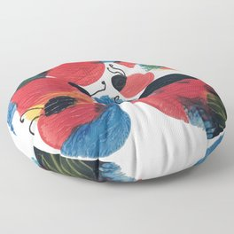 Lady Floor Pillow