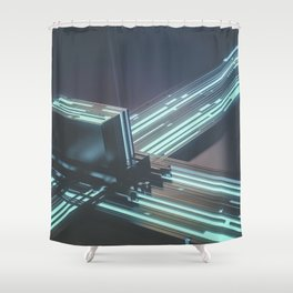 intersectup Shower Curtain