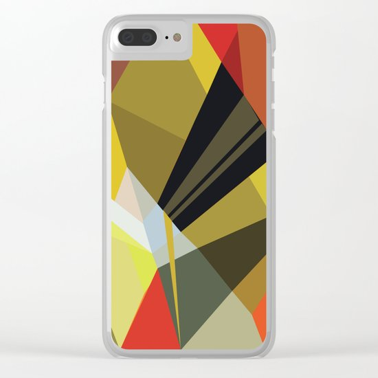 Amazing Runner No. 3 Clear iPhone Case
