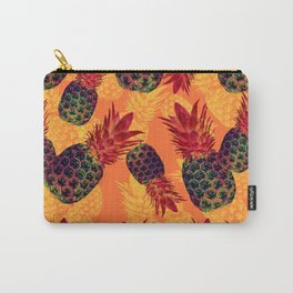 Pineapple Carnival Carry-All Pouch