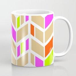Chevron Pattern Coffee Mug