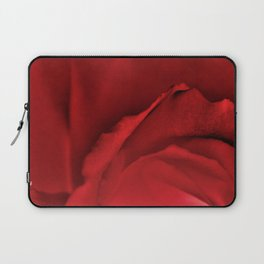 Red Rose Abstract Laptop Sleeve