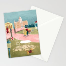 Winds in the East Stationery Cards