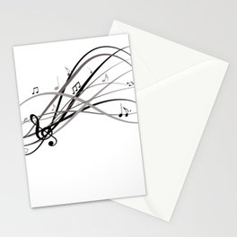 music´s Stationery Cards