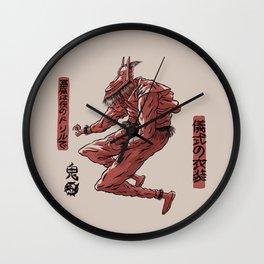 Oniben Wall Clock