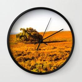 Lompoc Breeze Wall Clock
