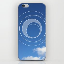 Sky Bubble iPhone Skin