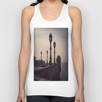 guardians Tank Tops featuring Guardians by Out of Line