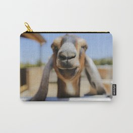 JarJar The Goat Carry-All Pouch