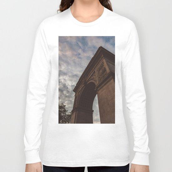 Washington Square Sunset Long Sleeve T-shirt