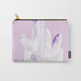 Precious Amethyst Carry-All Pouch